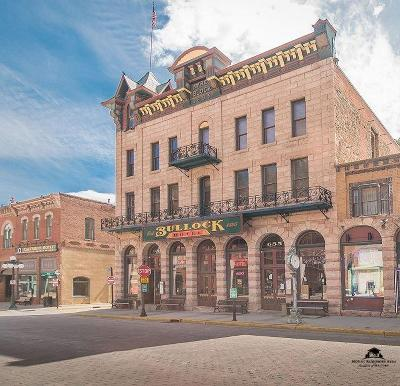 Deadwood, Lead Commercial For Sale: 633-635 Main Street