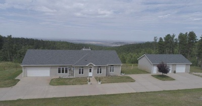 Spearfish Single Family Home For Sale: 1905 Aster Road