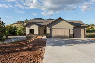 Spearfish SD Single Family Home For Sale: $479,900