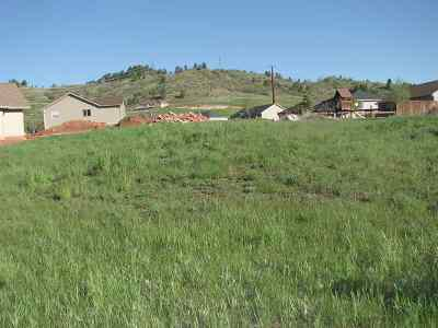 Spearfish SD Residential Lots & Land Uc-Contingency-Take Bkups: $47,900