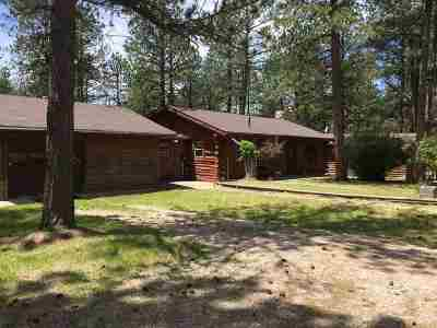 Custer Single Family Home For Sale: 25314 Nut Hatch Lane