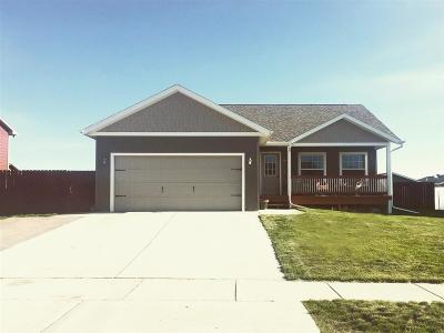 Spearfish SD Single Family Home Sold-Inner Office: $274,500