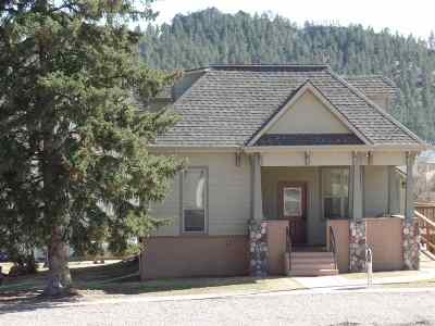 Custer Single Family Home For Sale: 530 Harney St.