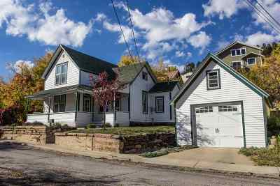 Deadwood, Lead Single Family Home Under Contract-Dont Show: 316 White