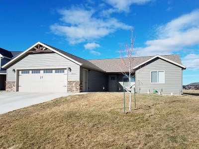 Spearfish SD Single Family Home Sold-Co-Op By Bor Member: $240,000