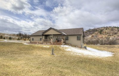 Spearfish SD Single Family Home Sold-Co-Op By Bor Member: $759,000