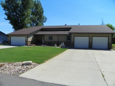 Spearfish Single Family Home Uc-Contingency-Take Bkups: 25 Lourie Lane