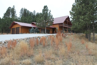 Custer Single Family Home For Sale: 104 Trails End