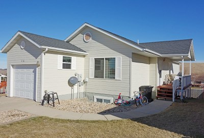 Spearfish SD Single Family Home Sold-Inner Office: $175,000
