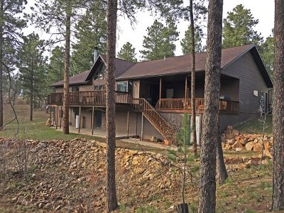 Spearfish SD Single Family Home For Sale: $459,500