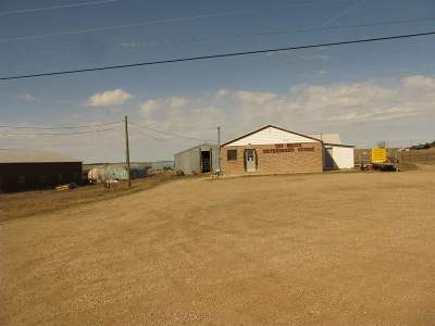 Belle Fourche Commercial For Sale: 18651 Livestock