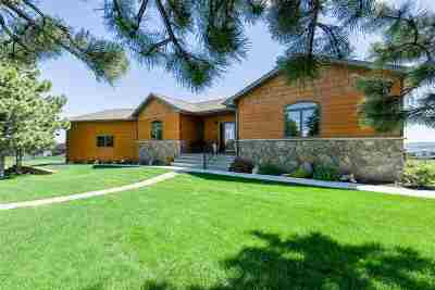 Spearfish Single Family Home For Sale: 19960 Gobbler Road