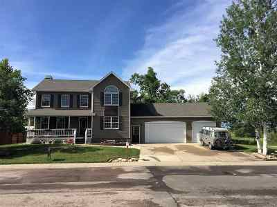 Spearfish SD Single Family Home For Sale: $449,000