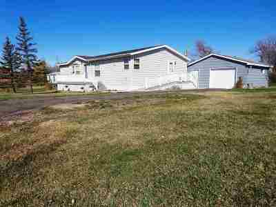 Newell SD Single Family Home For Sale: $85,000