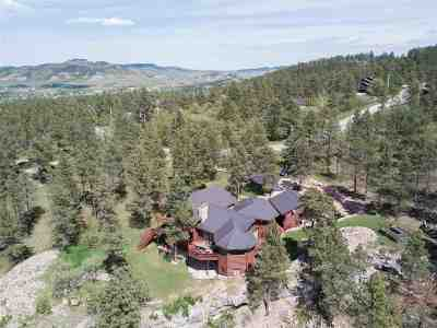 Spearfish Single Family Home For Sale: 283 Oak Ridge