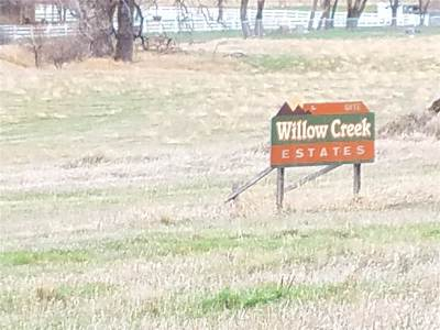 Belle Fourche Residential Lots & Land For Sale: Willow Creek