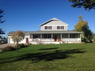 Spearfish Single Family Home For Sale: 412 Hillsview