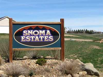 Belle Fourche Residential Lots & Land For Sale: Lot 5 Snoma Estates