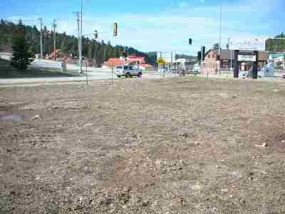 Deadwood, Lead Commercial For Sale: Lot 2 Fairview Avenue