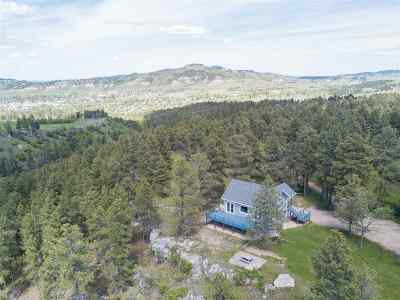 Spearfish Single Family Home For Sale: 242 W Pine