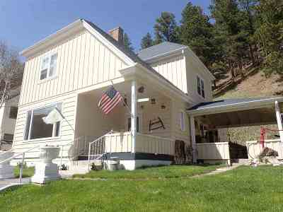 Deadwood Single Family Home For Sale: 830 Main