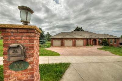 Rapid City Single Family Home For Sale: 6713 Carnoustie
