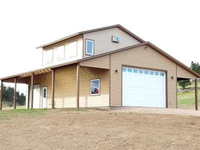 Belle Fourche SD Single Family Home For Sale: $189,900