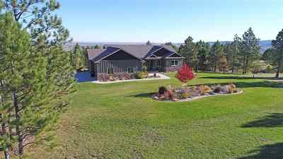 Spearfish Single Family Home For Sale: 19940 Gobbler