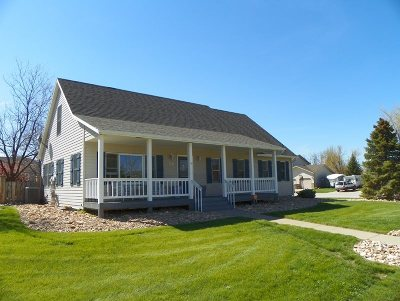 Spearfish SD Single Family Home Sold-Co-Op By Bor Member: $369,900