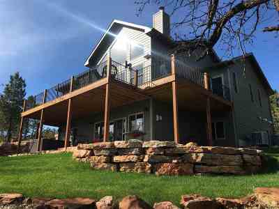 Spearfish Single Family Home For Sale: 1124 W Woodland