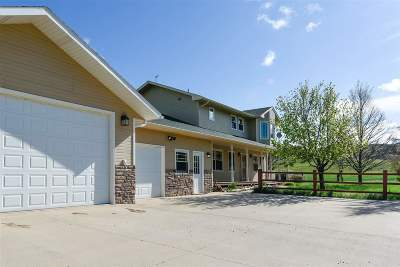 Spearfish Single Family Home For Sale: 1450 Kerwin Ln.
