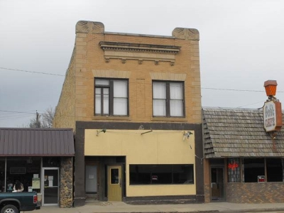 Belle Fourche Commercial For Sale: 612 5th Ave.