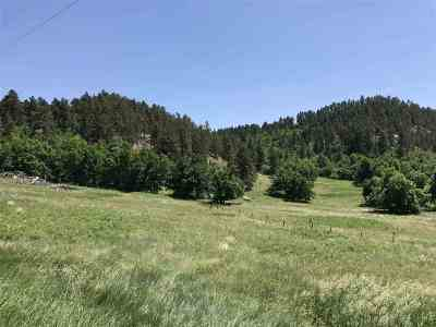 Spearfish SD Residential Lots & Land For Sale: $395,500