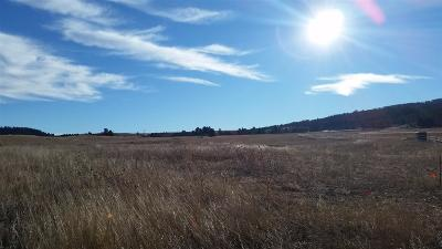 Sturgis Residential Lots & Land For Sale: Vanocker Canyon Road