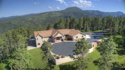 Belle Fourche, Spearfish Single Family Home For Sale: 736 Elk Run Road