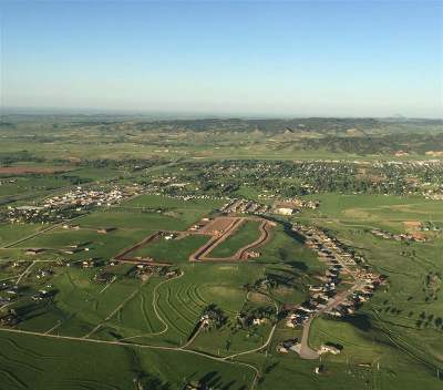 Belle Fourche, Spearfish Residential Lots & Land For Sale: 2605 Top Shelf