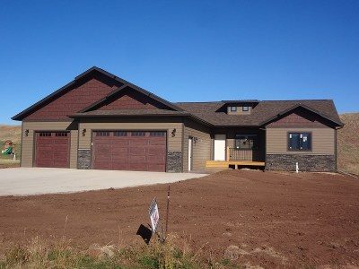 Spearfish SD Single Family Home For Sale: $389,900