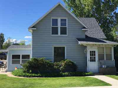 Single Family Home For Sale: 1334 Willard Street