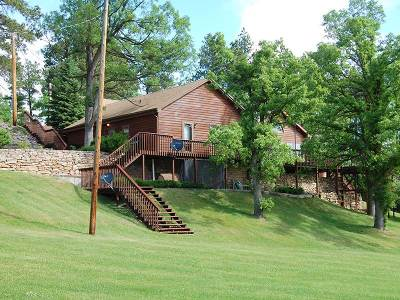 Deadwood SD Single Family Home Sold-Co-Op By Bor Member: $490,000