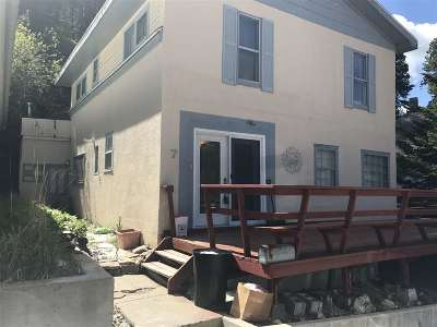 Deadwood Single Family Home For Sale: 7 Fillmore Street