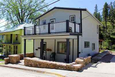 Deadwood Single Family Home For Sale: 37 Denver