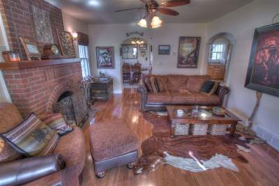 Deadwood Single Family Home For Sale: 185 Cliff Street