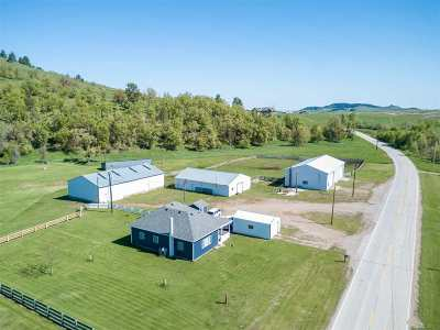 Whitewood SD Single Family Home For Sale: $312,000