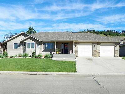 Spearfish Single Family Home Sale Of Prop Contingency: 1916 Stampede