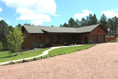 Custer SD Single Family Home Sold: $449,000