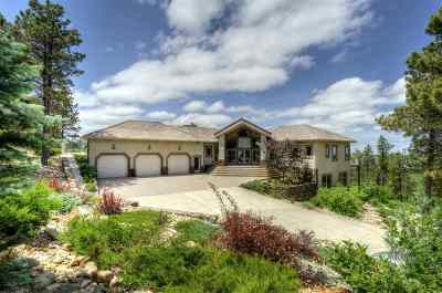 Spearfish SD Single Family Home Uc-Contingency-Take Bkups: $849,000