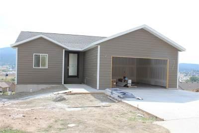 Sturgis Single Family Home For Sale: 2551 Camero