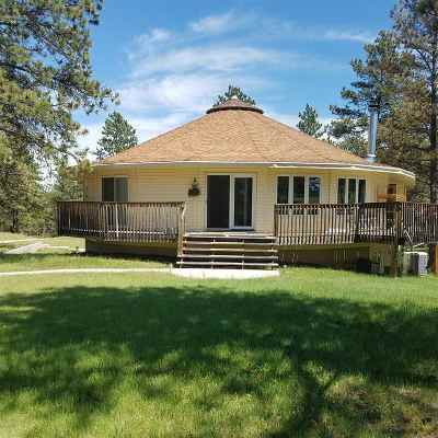 Hot Springs Single Family Home For Sale: 12749 Ridgeview