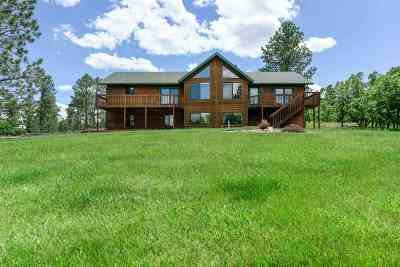 Spearfish Single Family Home For Sale: 274 Standpipe