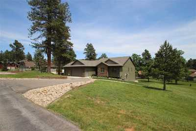 Sturgis Single Family Home Uc-Contingency-Take Bkups: 12182 Washington Loop